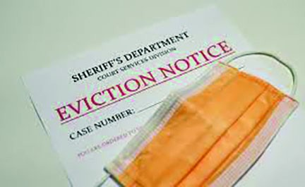 COVID housing evictions