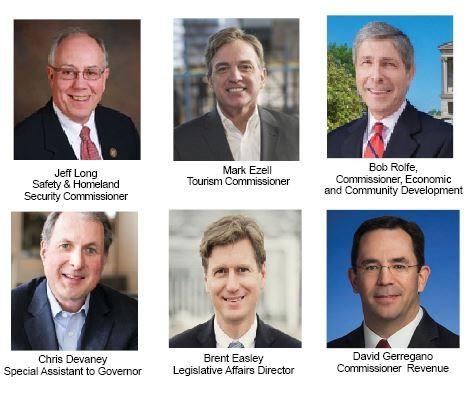 Lee appointees