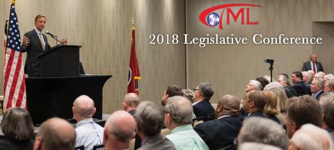 2018 Legislative Conference Banner