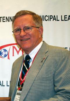 TML President Bo Perkinson