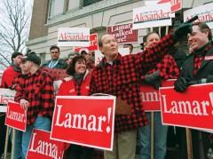 Sen Lamar Alexander