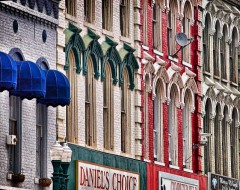 The city of Paris is one of many communities that has taken advantage of the CDBG Downtown Facade Grant program. The funds are used to make important repairs and encourage downtown growth.
